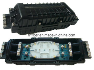 196 Core Horizontal Type Fiber Optic Splice Closure pictures & photos