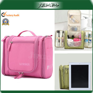 High Quality Promotional Folded Outdoor Toiletry Travel Wash Bags pictures & photos
