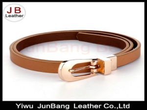 New Design Fashion High Quality Colorful Leather Woman Belt pictures & photos