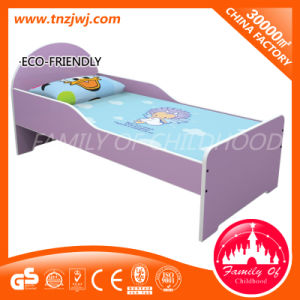 Safe and Durable Kindergarten Furniture Commercial Wooden Bed pictures & photos