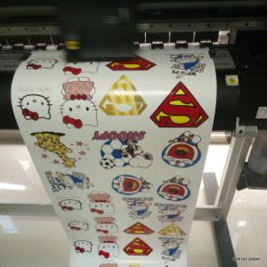 Printable Light Eco Solvent Heat Transfer Paper/Vinyl Roll for Garment 61cmx50m Size pictures & photos