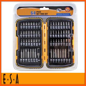 2014 New and Popular Tooling Set, Promotional 64PCS Security Screwdriver Tool, Hot Sale Hand Tools, Hardware Tool T18A033 pictures & photos