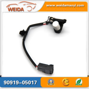 Automotive Spare Parts 90919-05017 for Toyota Vehicle Crankshaft Sensor