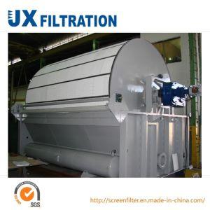 Scraper Type Vacuum Rotary Drum Filter pictures & photos