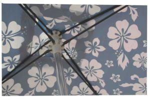 New Squre Umbrella, Patio Umbrella, Polyester Umbrella pictures & photos