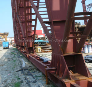 Steel Structure Supplier for Mobile Workshop pictures & photos