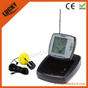 2.5 Inch LCD Display 180meter Depth Boat Fish Finder (Ff918-180T) pictures & photos