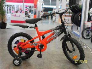 Shanghai Fair Children Bicycle Folding Bicycle Mini Bicycle pictures & photos