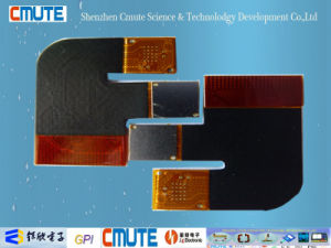 Gold Finger Polymide Cover Film Flex PCB Design pictures & photos