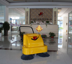 Sweeper Machine, Floor Cleaning Machine, Street Sweeper