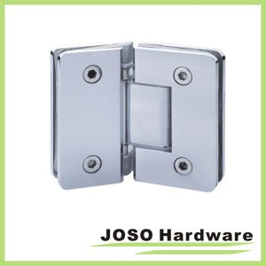 Glass to Glass 135 Degree Brass Pivot Hinge (Bh1003) pictures & photos