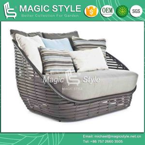 Modern Daybed Rattan Daybed (Magic Style) pictures & photos