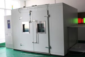 Programmable Welded Walk-in Chamber for High Temperature Testing Machine