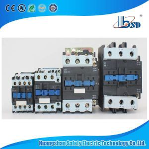 AC Contactor with 9A to 115A Electrical Magnetic Contactor pictures & photos