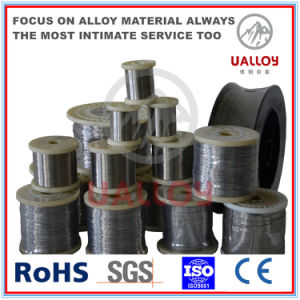 Fecral 0cr27al7mo2 Resistance Heating Wire and Strip Fecral Alloys pictures & photos