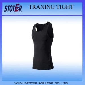 Men′s Sports Training Run Speed Spandex Workout Clothes Tight