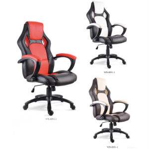 Office Leather Swivel Manager Chair pictures & photos