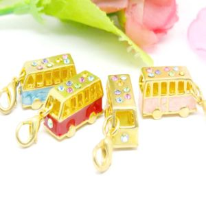 Guangzhou Factory Hot Sale Fancy Gold Car Charm Wholesale pictures & photos