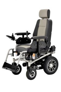 Foldable Power with Taiwan Motor Wheelchair Epw62L pictures & photos