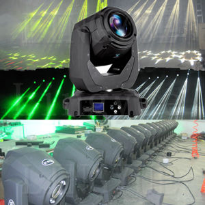 Stage Equipment 120W Beam Moving Head Light pictures & photos