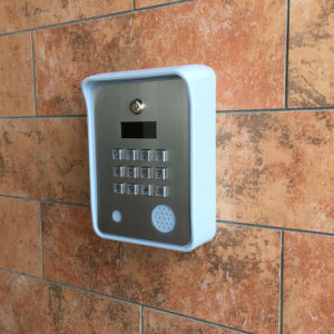 GSM Intercom for Apartment Door Phone and Access Control
