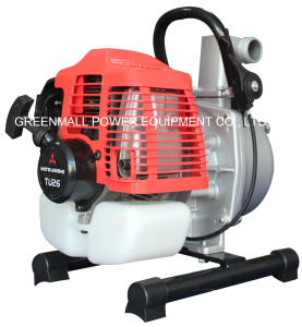 1 Inch Water Pump Powered by Mitsubishi Engine (TU26) (GW-M26-01) pictures & photos