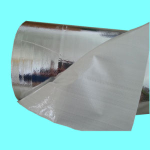Woven Fabric Foil Insulation Aluminum Thermal Reflective Foil Insulation pictures & photos