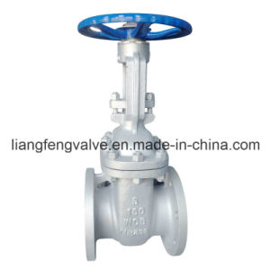 Flange Gate Valve Carbon Steel 150lb