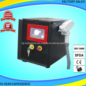 Good Quality ND YAG Laser for Tattoo Removal Skin Rejuvenation pictures & photos