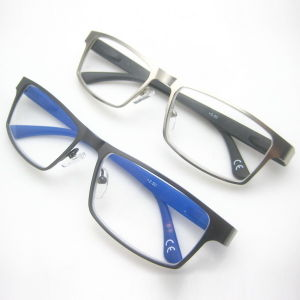 Fashion Metal Man Designer Optical Reading Glasses pictures & photos