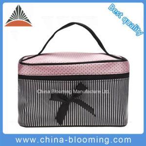 Portable Makeup Storage Organizer Toiletry Travel Handbag Cosmetic Bag pictures & photos