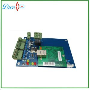 Free Software Single Door Access Control Board with TCP IP Interface pictures & photos