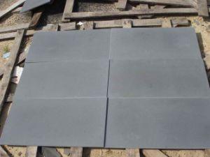 Grey/Dark Basalt, Hainan Grey/Black, Stone Tile, Natural Stone, Tile, Slab, Stone, Kerbstone, Paver, Basalt pictures & photos
