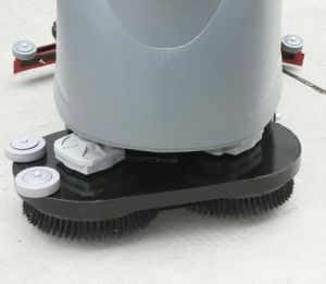 Dycon Double Brush Floor Scrubber for Big Area pictures & photos