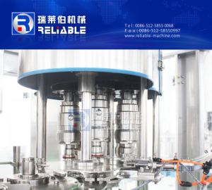 Automatic PLC Control Drinking Water Bottle Filling Machine pictures & photos