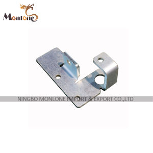 Customized Steel Stamping Parts with Zinc Plating pictures & photos