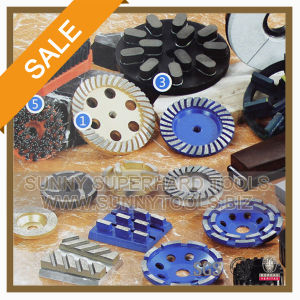 Factory Price Diamond Cup Grinding Wheel pictures & photos