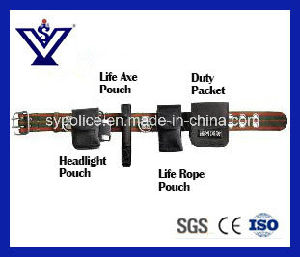 Fashionable Camouflage Nylon Duty Belt Accessiories (SYRJ-0018) pictures & photos