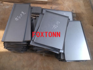OEM Sheet Metal Fabrication of CNC Punching Metal Parts pictures & photos
