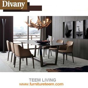 Modern Fashionable Dining Room Furniture Set Chair Table pictures & photos