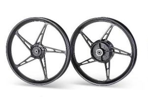 Dy Alloy Wheel