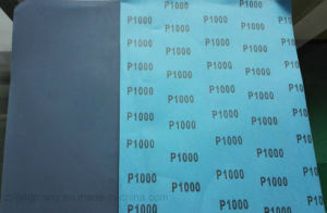 C-Wt Latex Paper Silicon Barbide Abrasive Paper/Sandpaper FM59 pictures & photos