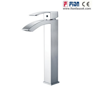New Design High Quality Brass Basin Faucet (F-6504)
