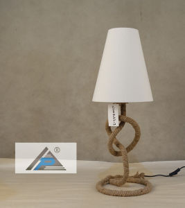 Hotel Decorative Rope Table Lamps (C5008263-3) pictures & photos
