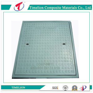 Watertight Plastic Composite Manhole Covers pictures & photos