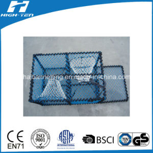 Crab Trap ,HDPE Knotelss net(HT 9104) pictures & photos