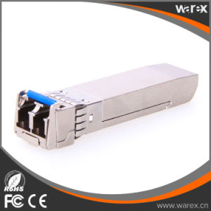 10gbase-LR SFP+, 1310nm, 10km, Hot Pluggable Optical Transceivers with DDM pictures & photos
