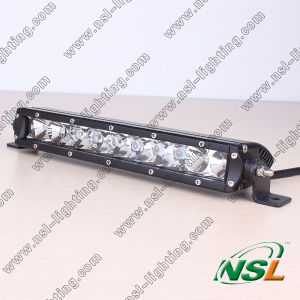 Wholesale off Road LED Light Bar, Single Light Bar pictures & photos