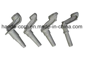 Axle Part Forged Drop Spindle pictures & photos