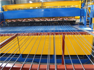 2016 Advanced Fence Wire Mesh Panel Welding Machine in China pictures & photos